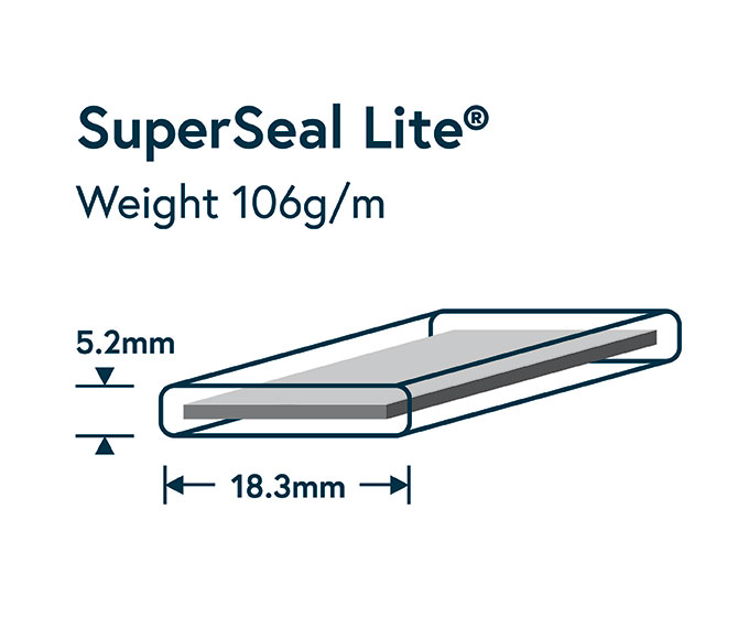 SuperSeal Lite saf-Tglo dimensions.png